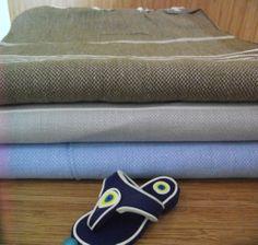 3 PCS Turkish Towel  Bath Hammam Fouta Peshtemal Sarong by muzey, $45.76