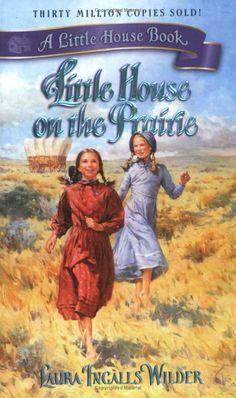 Little House on the Prairie (Little House, No 2): Laura Ingalls Wilder, Garth Williams: 9780064400022: Amazon.com: Books