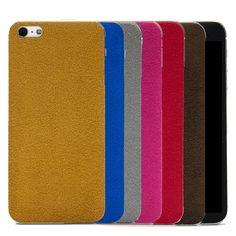 Slickwraps Suede iPhone 5 Wraps