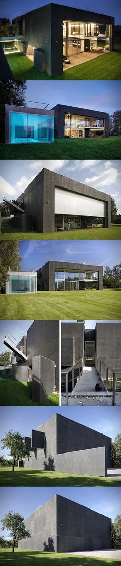 Some guy built a real life luxury Zombie proof fortress, Warsaw, Poland | Webfail - Fail Pictures and Fail Videos