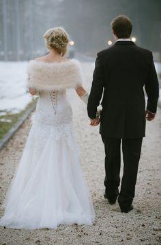 Winter Wonderland ✈ Destination Wedding in Austria www.MadamPaloozaEmporium.com www.facebook.com/MadamPalooza