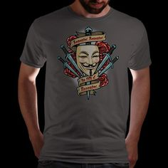 Remember the fifth of November tee