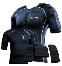 TITIN Force Weighted Shirt System