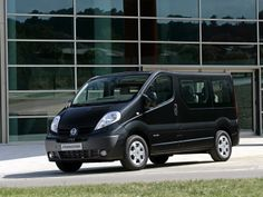 Nissan Primastar '2006–14