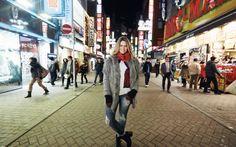 Didi Wagner revela os encantos de Tóquio | Site RG – Moda, Estilo, Festa, Beleza e mais – Terra