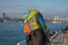 Colorful Hijabs Trend