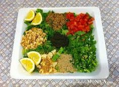 burmese rainbow salad recipe - Google Search