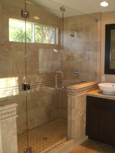 Idea, techniques, as well as manual in the interest of acquiring the absolute best end result and also attaining the optimum use of Bathroom Remodel Ideas Small Restroom Remodel, Shower Remodel, Bath Remodel, Beachy Bathroom Decor, Master Bathroom Shower, Bathroom Interior Design, Amazing Bathrooms, Manual, Projects