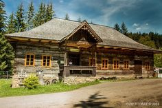 Vychylovka Cabin, Country, House Styles, World, Home Decor, Decoration Home, Rural Area, Room Decor, Cabins