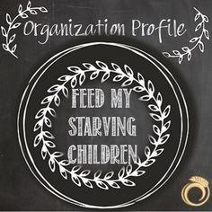 Food Shelf Friday #FSF Organization Profile: Feed My Starving Children