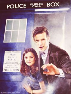 Clara Oswin Oswald and The Doctor
