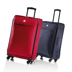 Make great savings on Tripp Luggage at Debenhams!  *Glide 4W - Up to 70% off*  Lightweight 4 wheel collection, perfect for any holiday or adventure!