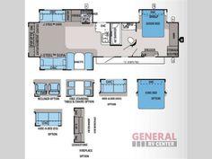 Used 2014 Jayco Eagle 338RETS Travel Trailer at General RV | Draper, UT | #119394