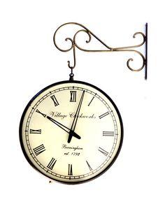 aakashi railway clock