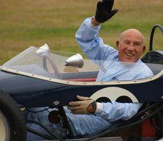 STIRLING MOSS #F1 #Formula1 #GrandPrix #GrandPrixF1 #Mercedes #Maserati…
