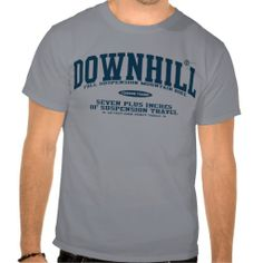 Mountain Bike Shirt #sport #tshirt