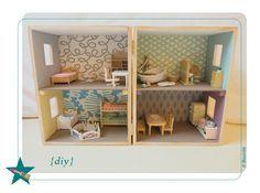 Fine Reutter Porzellan Perroquet Parrot Cage Set Maison De Poupée Maison De Poupées Latest Fashion Dolls & Bears Dollhouse Miniatures