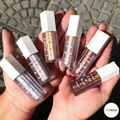 Glam Makeup, Skin Makeup, Makeup Cosmetics, Beauty Makeup, Liquid Makeup, Lipstick Palette, Makeup Palette, Ruby Rose, Make Up Collection