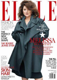 ELLE Women of Hollywood November 2013: Melissa McCarthy