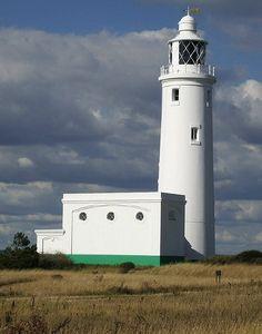 Hurst Point High Light, Keyhaven, England