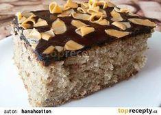 Cuketovo kokosový moučník s čokoládovou polevou Krispie Treats, Rice Krispies, Croissants, Sweet Cakes, Sweet Tooth, Food And Drink, Healthy Recipes, Healthy Food, Cookies