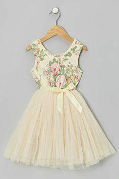 Little Girl Dresses, Girls Dresses, Flower Girl Dresses, Summer Dresses, Flower Girls, Little Girl Fashion, Kids Fashion, Baby Dress, Dress Up