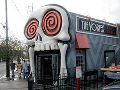 The Vortex in Little 5 Points Atlanta, GA