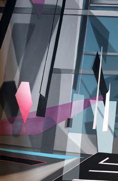 GLASGOW: Platform, The Bridge, Easterhouse. NEW WORK: Heather Lander to 13th Jan. http://www.platform-online.co.uk/index.html?pid=119#