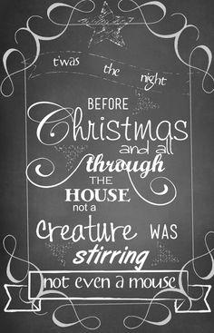 twas night before christmas christmas books merry little christmas the night before