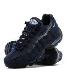 949765de169849 Air Max 95 Blackened Blue Mens Shoes