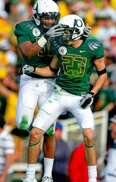 Jeff Maehl me a touch down! I love my ducks