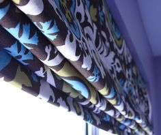 how to sew a roman blindlined blind without using miniblinds