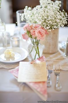 Vintage Chic Wedding « Bella Paris Designs