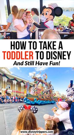 How To Take A Toddler To Disney World And Still Have Fun | tips for taking a toddler to Disney World | best rides for toddlers at Disney | disney with a toddler | where to stay at Disney world with a toddler | tips for planning a family trip to Disney | disney tips for families #disney