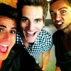 Hey guys Alan here from Anthem Lights. and Caleb.  And Joey.  I love that vid!!~Hannah