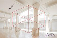 """Salone dei Tessuti: the event location of the exhibition """"Austrian Design DETAILS"""" @Salone Internationale del Mobile @Milano in April 2013"""