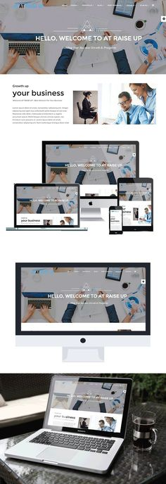 AT Raise Up is Responsive Joomla template that targets for Corporation or Pro Business websites. This is modern template to present high quality services, Bootstrap Template, Joomla Templates, Joomla Themes, Browser Support, Responsive Layout, Google Fonts, Template Site, Business Website, Raising