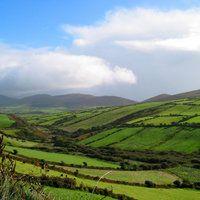 Ireland Dingle peninsula, Ireland ...