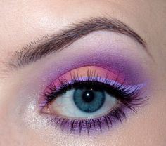 Love Heart Sweets Inspired Eyes :)