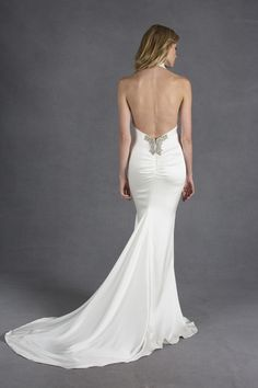 Wedding dresses and bridal wear  Browse Nicole Miller wedding gowns and wedding  dresses online. See wedding dress pictures including lace wedding dresses  ... 0f3a3bd2bbcf