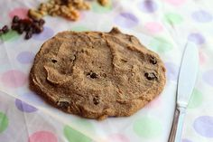 Grain-Free, No-Bake Breakfast Cookie.add raisins, nuts, or chocolate chips as you desire Breakfast Bake, Breakfast Cookies, Breakfast Recipes, Breakfast Buffet, Vegan Breakfast, Buckwheat Recipes, Raw Vegan Recipes, Oatmeal Recipes, Low Sugar Recipes