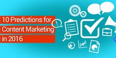 Familiarize yourself with the hottest predictions for the content marketing this year if you are searching for ways to boost your marketing strategies.