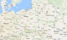 Interaktywna mapa przedwojennych granic II Rzeczypospolitej - Eloblog