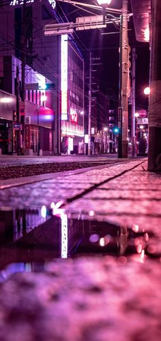 colorful night in city wallpaper for android and ios devices. visit for more tech related content. Chill Wallpaper, Wallpaper Iphone Neon, Scenery Wallpaper, Aesthetic Iphone Wallpaper, Cellphone Wallpaper, Wallpaper Backgrounds, Aesthetic Japan, Neon Aesthetic, Night Aesthetic