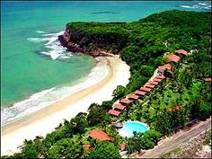 Praia de Pipa, in Tibau do Sul, Brazil. It's official. Booked my tickets yesterday. Spending New Years on this beach.