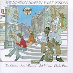 """A wonderful version of """"I Ain't Superstitious,"""" featuring 60s English rock legends with Howlin' Wolf."""