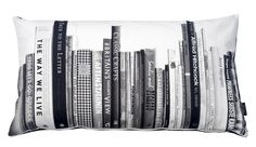 Sweet biblio-dreams may be in store for readers who sleep on the Book Pillow, which is featured by the Bookshelf blog.