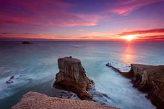 Muriwai Beach, New Zealand by Paul Reiffer