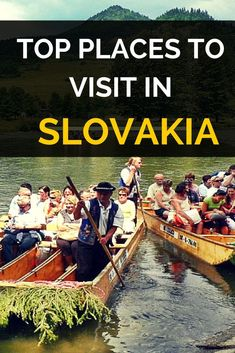 Link: http://travellingbuzz.com/top-places-to-visit-in-slovakia/ While many travelers make a stop in Bratislava on the way to Vienna, Prague or Budapest, other parts of Slovakia generally escape attention. I hope that my list of the top places to visit in Slovakia will give you some serious wanderlust. || Travelling Buzz