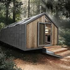 Log cabins in nature. https://www.pineca.com/log-cabins.html